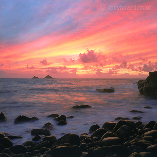 Afterglow, Porth Nanven