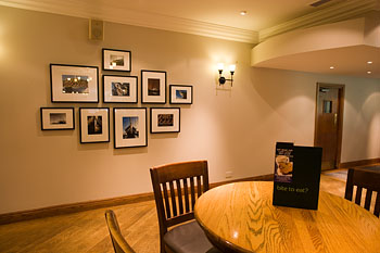 Valentine Bridge & SS Great Britain Collection in the Bar