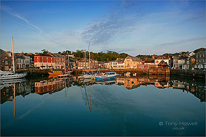 Dawn, Padstow Harbour