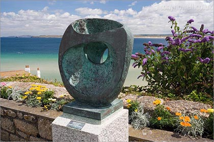 Sculpture, St. Ives