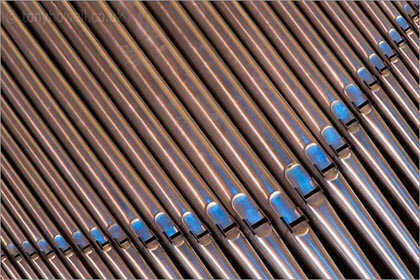 Organ Pipes, All Saints