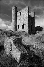 Cripplesease Tin Mine, Cornwall