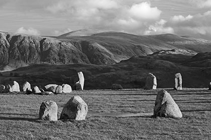 Castlerigg and Hills