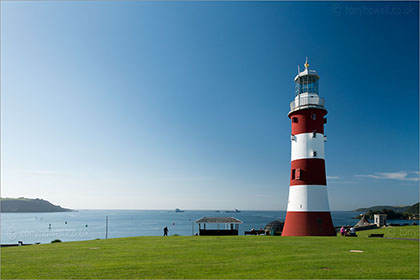 Smeatons Tower, Plymouth Hoe