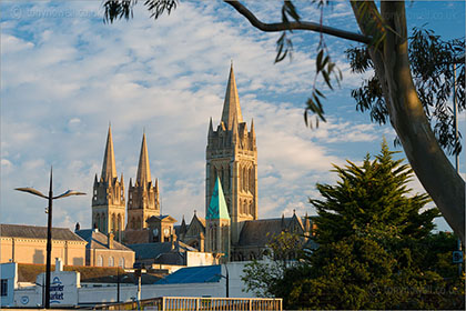 Morning, Truro Cathedral