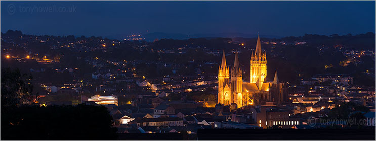 Truro Cathedral and City