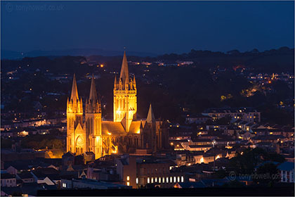 Truro Cathedral & City