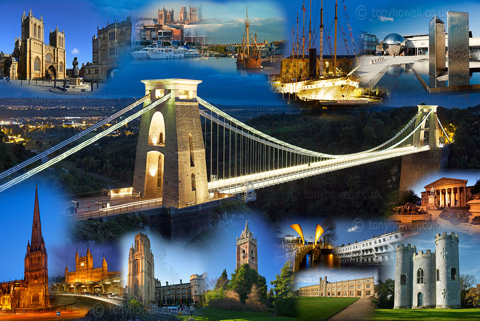 Bristol Collage, Clifton Suspension Bridge