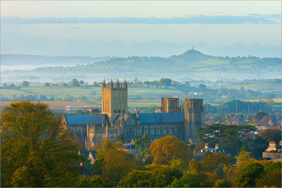 Wells Cathedral, Glastonbury Tor
