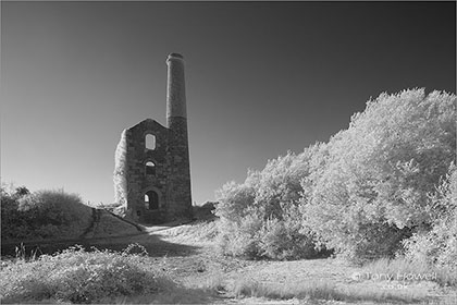Tin-Mine-Infrared-United-Downs-Cornwall