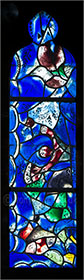 Chagall Stained Glass Window