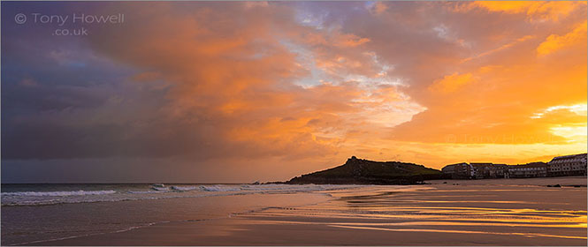 Porthmeor-Beach-St-Ives-Sunrise-Cornwall