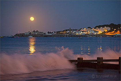 Full Moon, Swanage