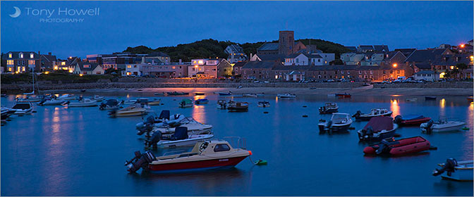 Hugh Town, St Marys, Isles of Scilly