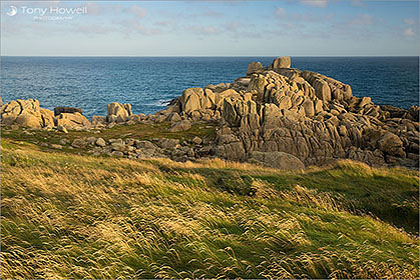 Rock, Peninnis, St Marys, Isles of Scilly