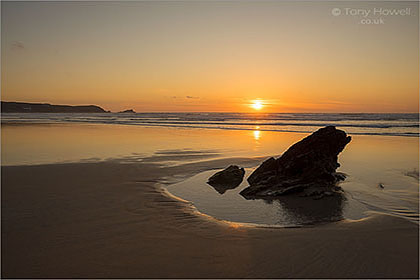 Fistral-Beach-Sunset-Newquay-AR587