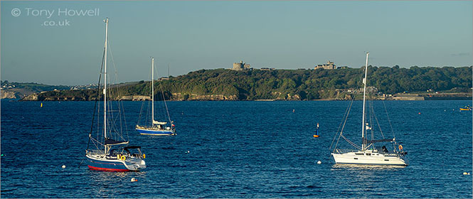 Boats-Pendennis-Castle-Cornwall