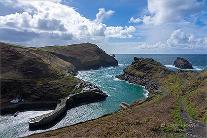 Boscastle-Harbour-Cornwall