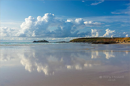 Clouds-Godrevy-Cornwall