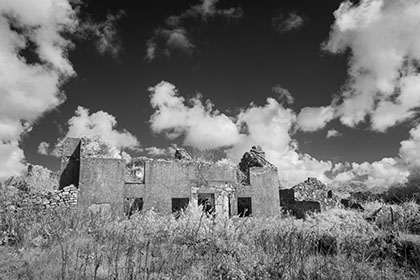 Abandoned-House-Trewoon-Cornwall-Infrared