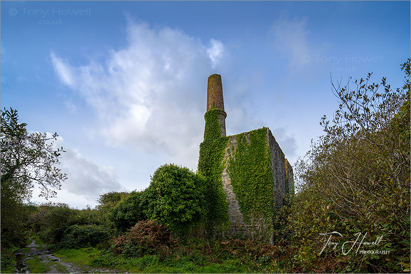 Bakers Pit Engine House