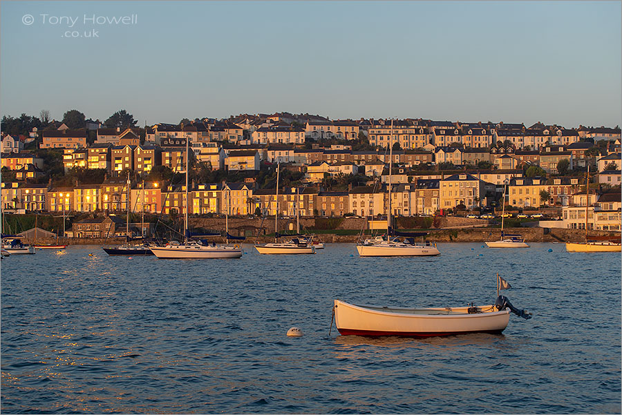Falmouth Boats, Sunrise