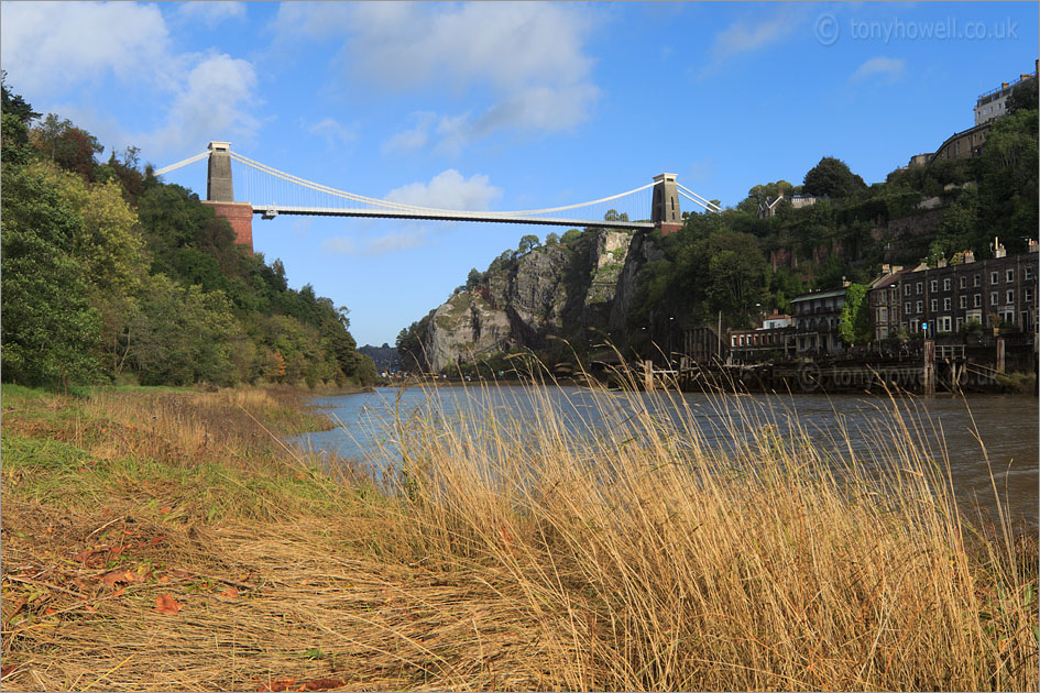 Clifton Suspension Bridge, River Avon
