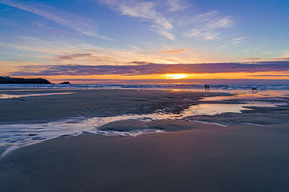 Fistral-Beach-Sunset-Newquay-Cornwall