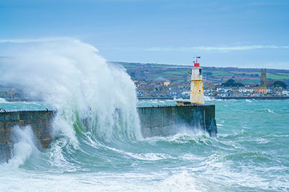 Newlyn-Harbour-Storm-Wave-Crash-Cornwall