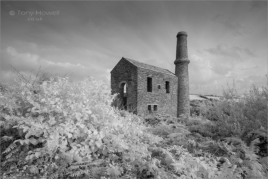Prince of Wales Engine House, near Tintagel