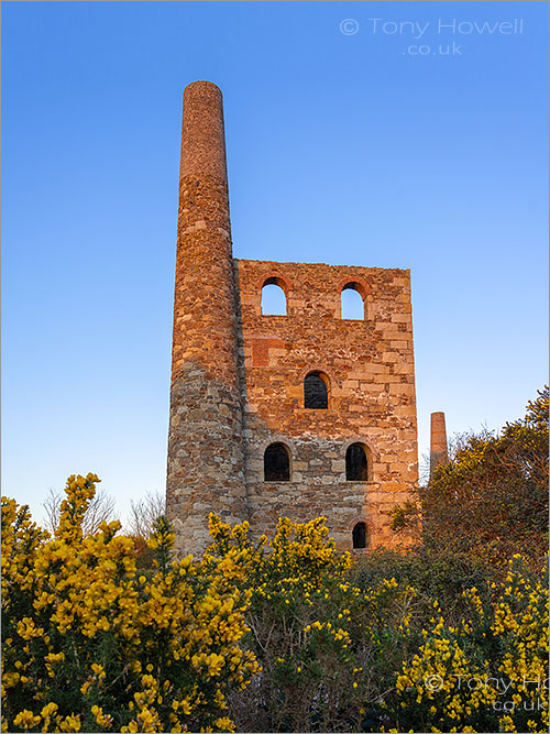 Wheal Peevor Tin Mine