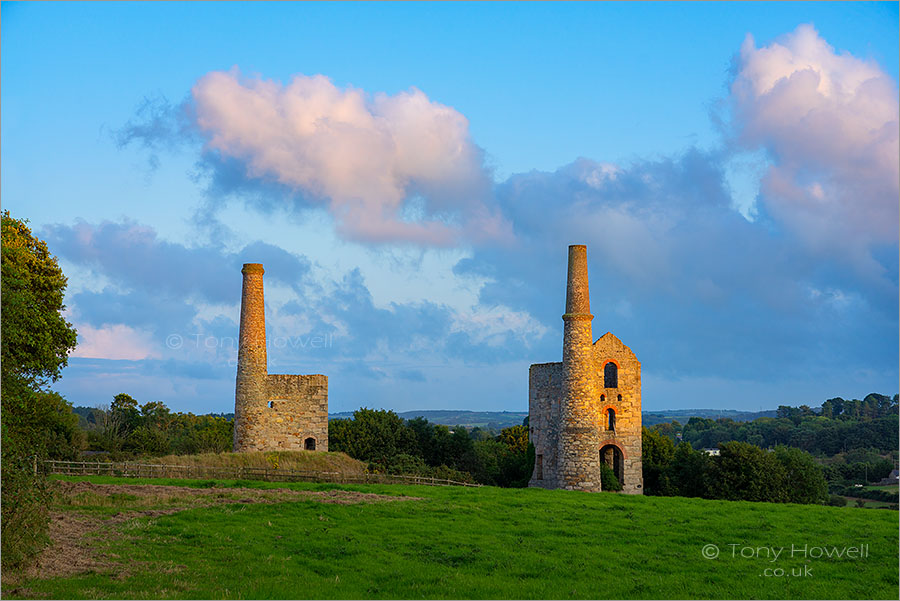 Wheal Unity Wood Tin Mine