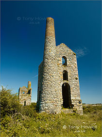 Tin Mine, Cornwall